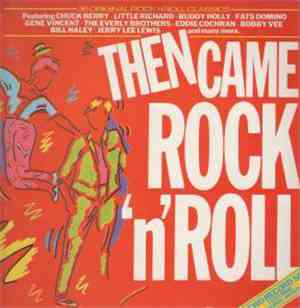 Various - Then Came Rock 'N' Roll