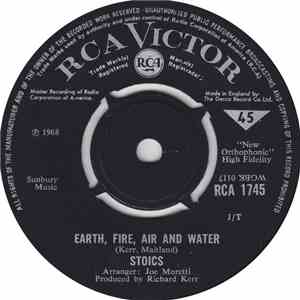 Stoics  - Earth, Fire, Air And Water / Search For The Sea