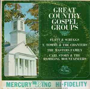 Various - Great Country Gospel Groups