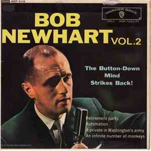 Bob Newhart - Button Down Mind Strikes Back Vol. 2