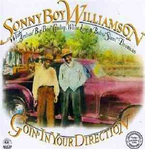 Sonny Boy Williamson  With Arthur